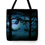 The Edge Of Twilight  Tote Bag