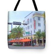 The Edison Tote Bag
