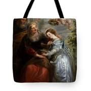 The Education Of The Virgin Tote Bag