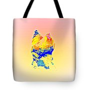 The Egg Warmer Is Flying Again  Tote Bag
