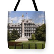 The Eisenhower Executive Office Building Tote Bag