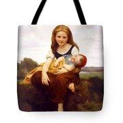 The Elder Sister Tote Bag