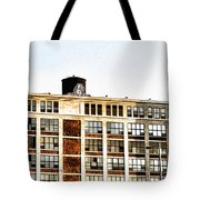 The Electric Factory Tote Bag