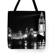 The Electric Tower Pan American Exposition Buffalo New York 1901 Tote Bag