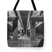 The Elevated Freeway Tote Bag