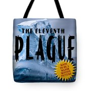 The Eleventh Plague Bookcover Tote Bag