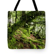The Elven Forest No2 Wide Tote Bag