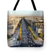 The Elysian Fields Tote Bag