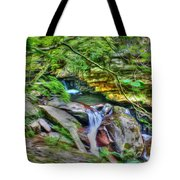 The Emerald Forest 14 Tote Bag
