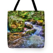 The Emerald Forest 2 Tote Bag