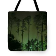 The Emerald Forest Tote Bag