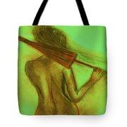 The Emerald Stroll Tote Bag