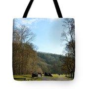 The Emme's Promenade Path Tote Bag
