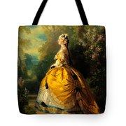 The Empress Eugenie Tote Bag
