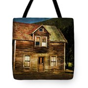 The Empty House Tote Bag
