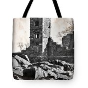 The Empty Tower Tote Bag