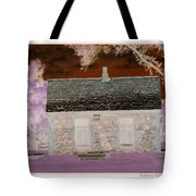 The Enchanted Cottage Tote Bag
