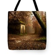 The Enchanted Trail Tote Bag
