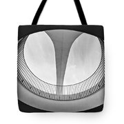 The Encounter Restaurant At Lax From Below Los Angeles International Airport. Tote Bag