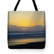 The End Of Day Tote Bag