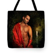 The End Of The Story  Tote Bag by Mark Ashkenazi