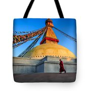 The Endless Search For Eternity Tote Bag