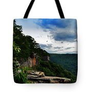The Endless Wall  Tote Bag