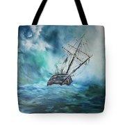 The Endurance At Sea Tote Bag