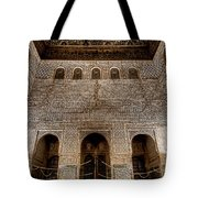 The Engraved Hall Tote Bag