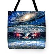 The Enterprise Tote Bag by Joe Misrasi