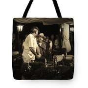 The Entertainers  Tote Bag
