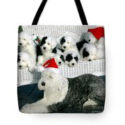The Entire Family Tote Bag by Kathleen Struckle