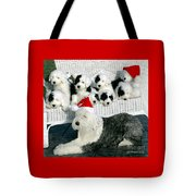 The Entire Family Tote Bag
