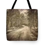 The Entrance Of The Great Forest Tote Bag