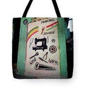 The Entrepreneur Tote Bag