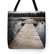 Pier Hamilton Marsh  Tote Bag