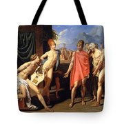 The Envoys Of Agamemnon Tote Bag