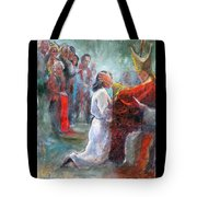 The Episcopal Ordination Of Sierra Wilkinson Tote Bag