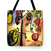 The Equation Tote Bag