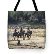 The Equestrians   Tote Bag