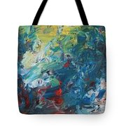 The Eruption Of Subduction Tote Bag