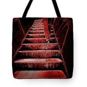 The Escalator Tote Bag