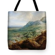 The Escorial, From A Foothill Tote Bag