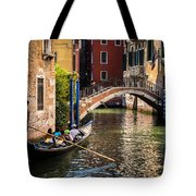 The Essence Of Venice Tote Bag