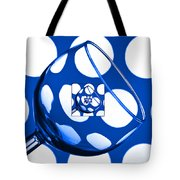 The Eternal Glass Blue Tote Bag