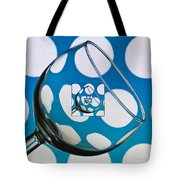 The Eternal Glass Light Blue Tote Bag