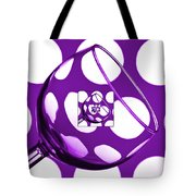 The Eternal Glass Purple Tote Bag