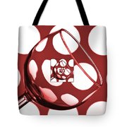 The Eternal Glass Red Tote Bag