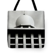 The Ethereal Dome Tote Bag