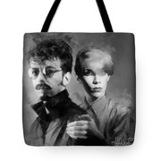 The Eurythmics Tote Bag